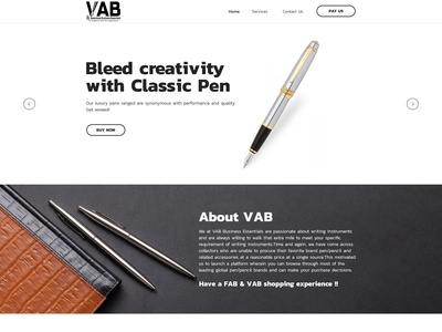 Vab - Web Design