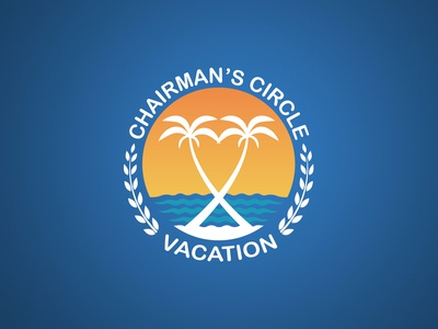 Chairman's Circle Vacation - Logo Design Project