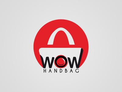 WOW Handbag - Logo Design Project