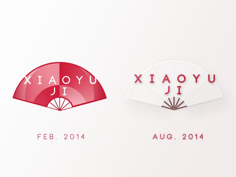 Logo Design for Myself logo portfolio white fan asian