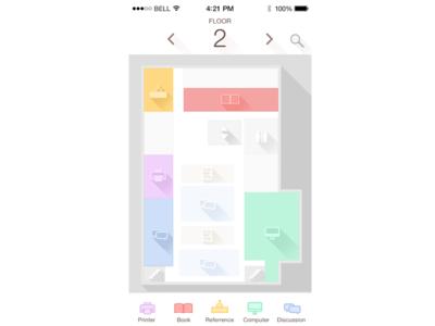 iOS App Interface