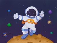宇航员系列-1