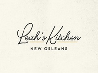 Leah's Kitchen
