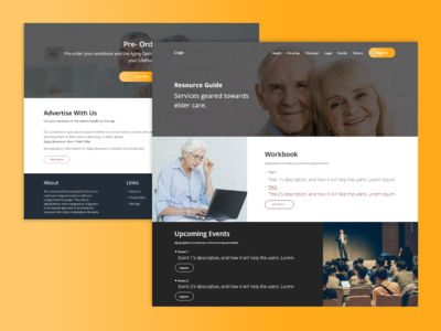 Training courses for Old Couple