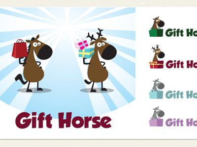 Gift Horse Branding