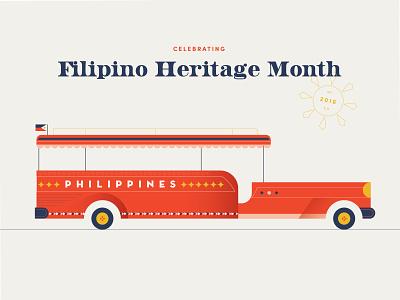 Jeepney philippines 2016 celebration month history heritage filipino