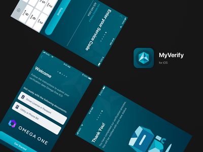 MyVerify for NETKI user experience user interface signup on boarding ico crypto blockchain bitcoin
