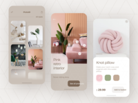 PickAR e-commerce app