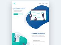 Talent Management Concept