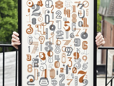 The Numbers Poster : 2