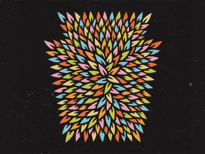KEYSTONE michael spitz logo branding keystone kdu illustration