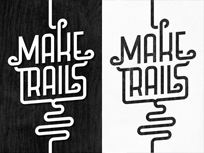 TO RESOLVE to resolve resolution type typography lettering custom type texture trails travel 2012 new year michael spitz michaelspitz