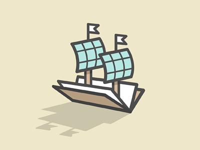 Nautical Knowledge V3 boat sails chart atlas map logo branding identity book education nautical monoweight michael spitz michaelspitz