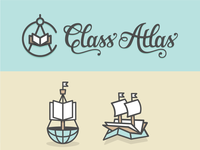 Class atlas   logo and secondary illustrations