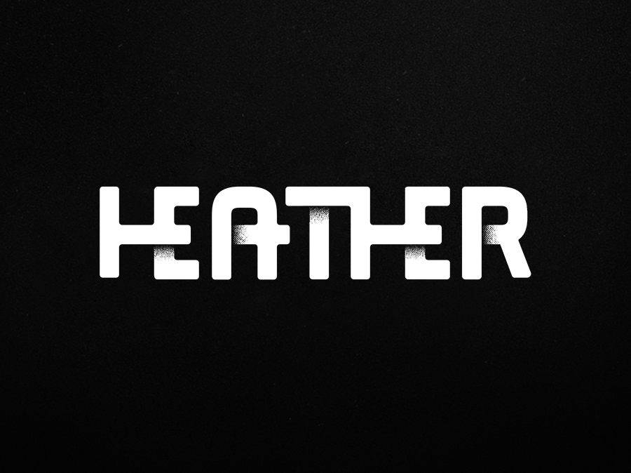 Heather sans lg