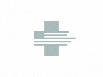 'Patriotic Healthcare' health cross flag patriotic stripes logo mark american logistics healthcare identity michael spitz michaelspitz