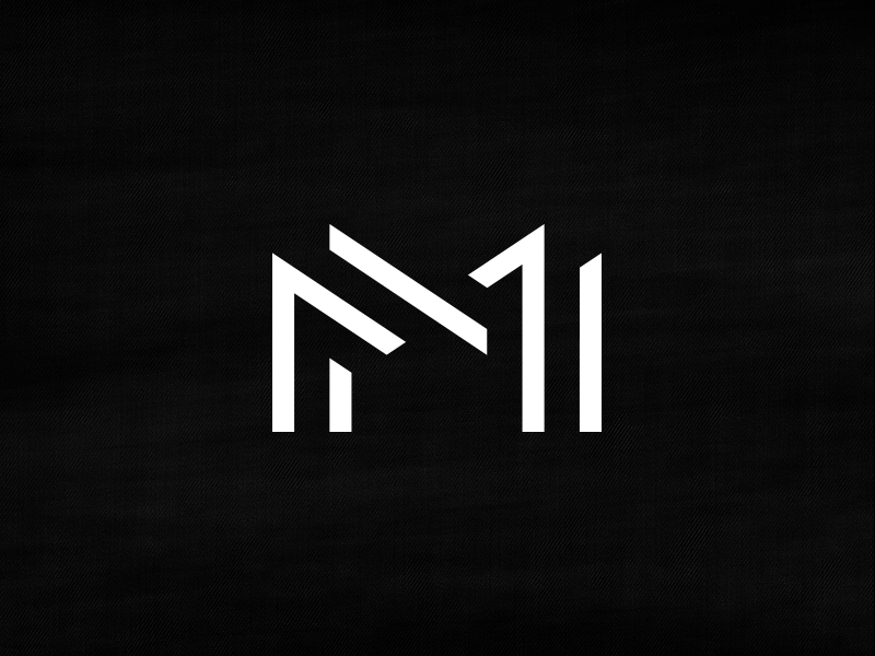 MM Monogram by Michael Spitz - Dribbble