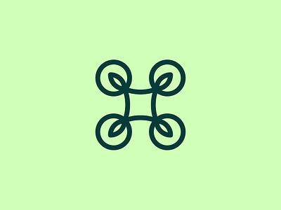 Agro Drone farm logo designer logo icon 🍏 🍎 fruit branding icon design logo logo design identity smart logo green logo design agro startup agro tech quadrocopter copter agronomy agro