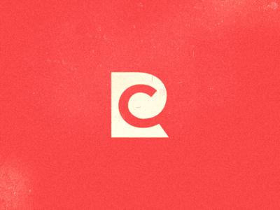 RC Monogram r c monogram leo all4leo logo logotype red white smart logo clever logo monogram logo