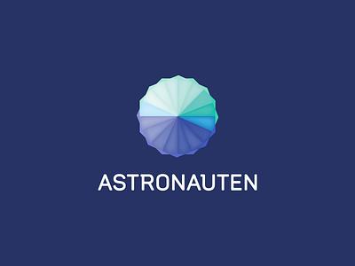 Astronauten galaxy alien smart logos planet logo smart logo space ship unique logo gradient colorful