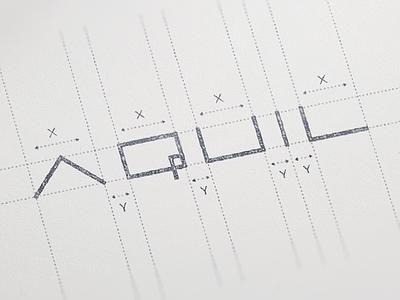 Aquil Logo Grid leo logos design logos logo structure logo grid design grid grid