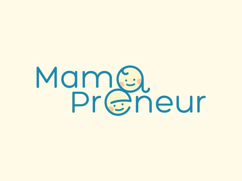 MamaPreneur Logo Design