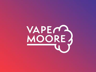 Vape Logo Design leo logos smart logo vectors vape logo colorful logo logo design gradient smoke vape