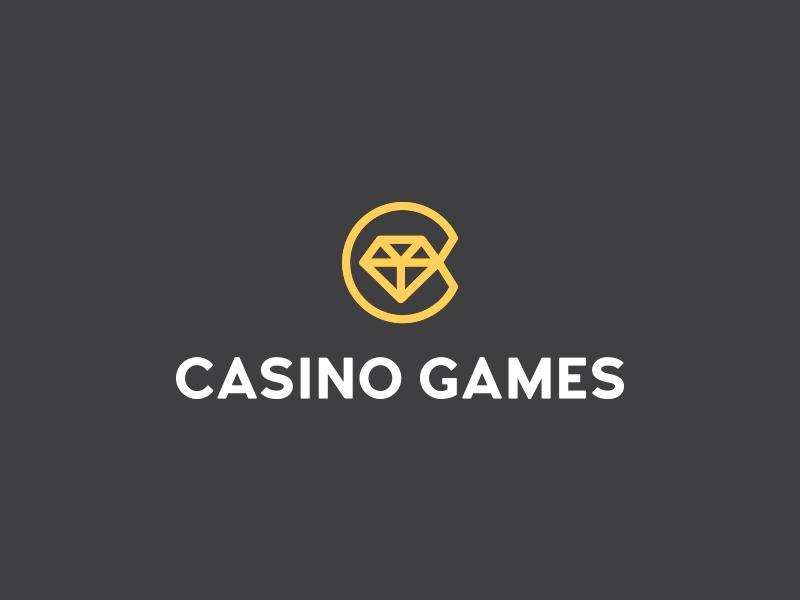 C + Gem Logo Design gemstone diamond brilliant logo logo design design smart logo designs