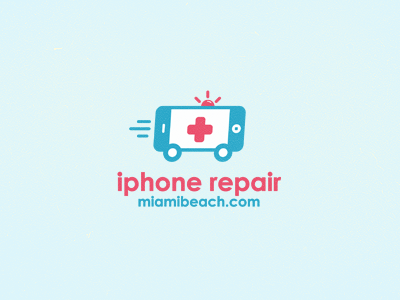 Iphone Repair all4leo logo logos identity leo blue iphone apple fast ambulance car repair medicine phone clever logo smart logo ambulance logo iphone logo car logo fast logo logo designer
