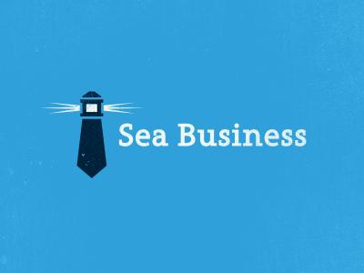 Sea business logo leo all4leo sea business blue water tie lighthouse light logo designer startup logo marine logo clever logo tie logo business logo smart logo lighthouse logo