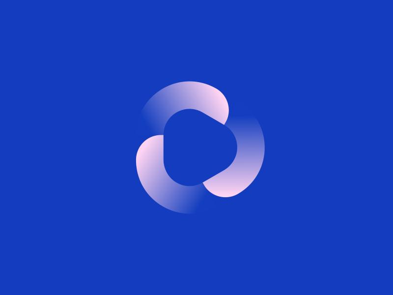 RePlay play load loading play logo play icon smart logo logo design design identity branding leologos