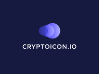 Cryptoicon.io Full Logo