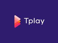 TPlay Logo Design