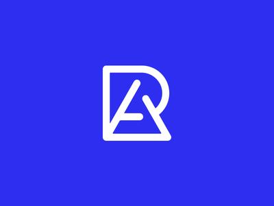 R + A Monogram