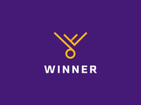 Winner Logo Project