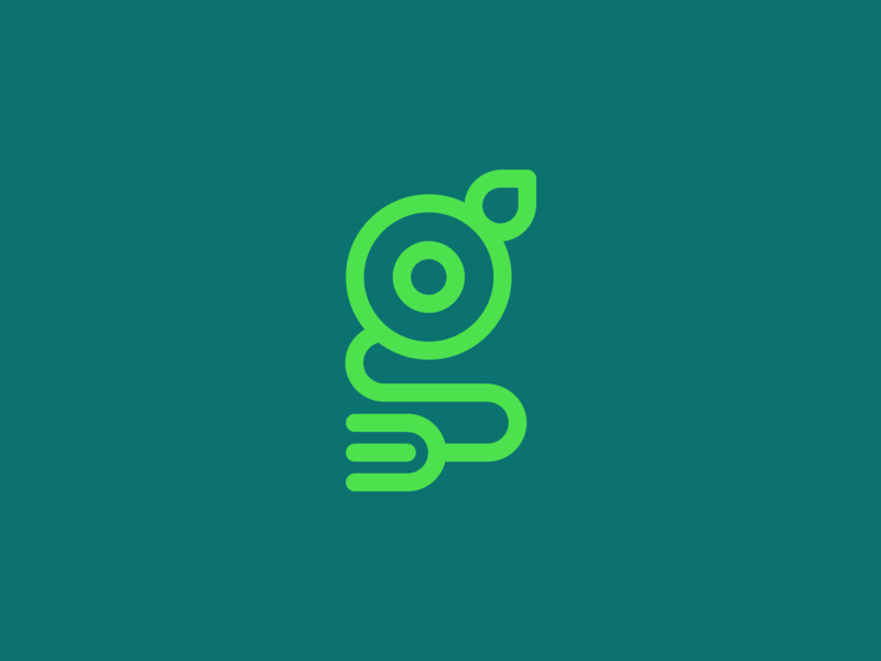 Healthy Logo by Leo on Dribbble