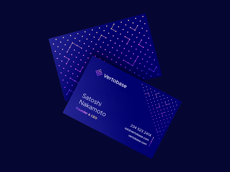 Blockchain Business Cards corporate identity smart logos logo design logo designer icon logo connect connected brand blue mockup pattern print business card cards identity branding crypto cards crypto blockchain