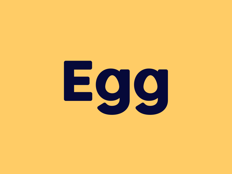 Egg yellow creative famous egg egg soldiers logo icon clever logo branding icon identity 😂 design smart logo joke logo logo design negative space eggs egg 🥚🥚 🥚