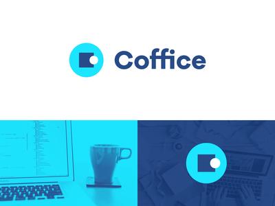 Coffice Logo Design