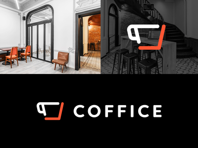 Coffice Logo Design