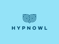HYPNOWL Logo Design