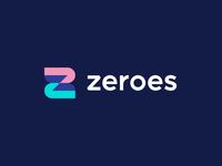 ZEROES - fintech logo animation