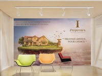 I Properties Interior Office