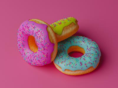 Nasty donuts