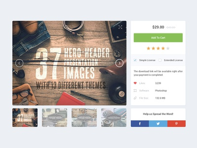 Product Details shop store template digital shop product product details item cart buy price ratings