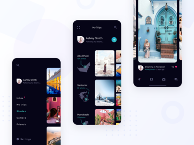Photography / Travel App