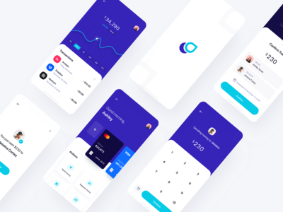Splash - Mobile UI Kit