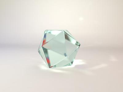 DIAMOND prismacolor 3d light c4d c4dart web design colors transparency reflection diamond 3d artist 3d art
