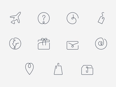ICONS artistic direction pictogram icon a day icon artwork icon app icon logo branding illustration vector ui colors palette minimal web design