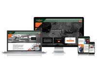 Aerospace/Defense Responsive Website